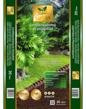 Sunin Levéldísznövény és Pálmaföld 20 liter