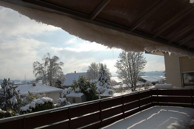 Téli erkély