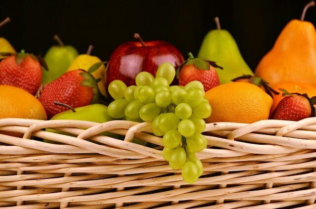 Gyümölcskosár, melynek minden darabját megtermelheti Ön is