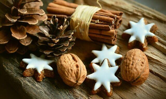 Karácsonyfa toboz