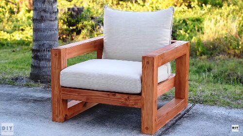 Kerti bútorok készítése házilag