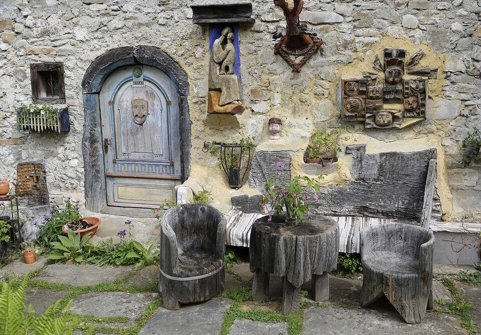 Kerti bútorok készítése otthon