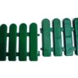 Műanyag szegélycsomag - FLORA BORDER (zöld)