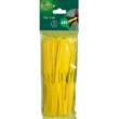 Függő címke - TREE LABEL (sárga)