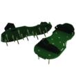 Gyepszellőztető - AERATOR (zöld)
