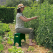 Kerti szék - GARDEN-SIT (zöld)