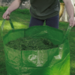 Lombgyűjtő zsák HDPE - GREENBAG (zöld)