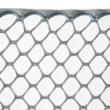 Műanyag baromfirács - ESA (ezüst)