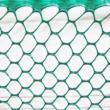 Műanyag baromfirács - ESA (zöld)
