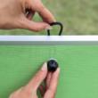 Gumikötöző D4 mm - SNUGGER (fekete)
