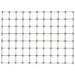 Könnyített kerítés - BOP 100 (fekete)