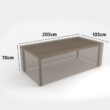 Vízálló bútortakaró szövet 90 g/m2 - COVERTOP (asztal)(drapp)