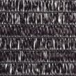 70 % szőtt árnyékoló háló - SUN-NET R7 (fekete)