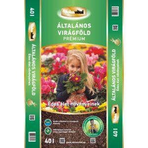 DOLCE VITAL Általános virágföld 40 liter - (Nagy tételben)