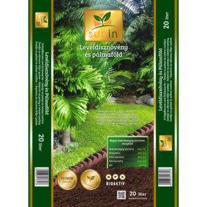Sunin Levéldísznövény és Pálmaföld 20 liter - (Nagy tételben)