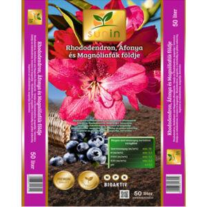 Sunin Rododendron, Áfonya és Magnóliafák földje 50 liter - (Nagy tételben)