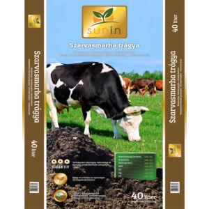 Komposztált szarvasmarhatrágya 40 literKomposztált szarvasmarha trágya 40 liter