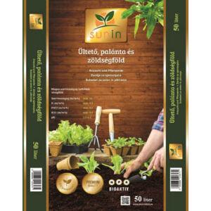 Sunin Ültető, palánta és zöldségföld 50 liter