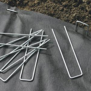 Galvanizált fém leszúró cölöp - FIXSOL (galvanizált)