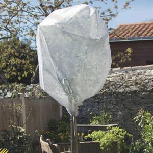 Átteleltető növénytakaró 50 g/m2 PP - WINTERTEX (fehér)