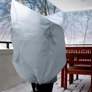 Átteleltető zsák 50 g/m2 - HIVERSCRATCH (fehér)