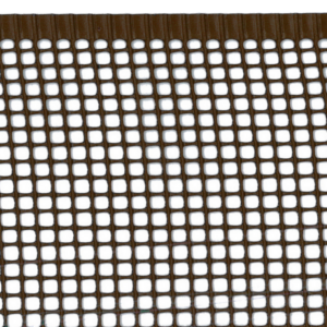 Műanyag kertirács - MINISQUARE (barna)