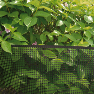 Műanyag kertirács - SQUARE (antracit)