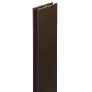 Rögzítő elem - PROFIL H (barna)
