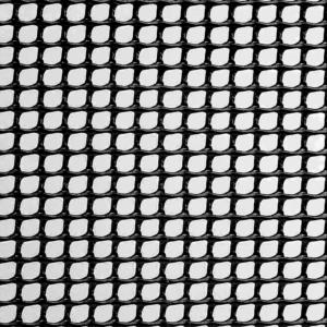 Műanyag kertirács - CADRINET 12 (K-100/10) (fekete)