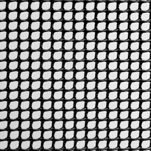 Műanyag kertirács - CADRINET 18 (K-100/20) (fekete)
