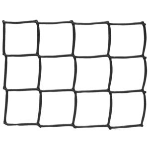 Műanyag kertirács - CLIMBANET (K-100/45) (fekete)