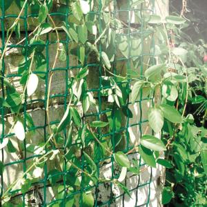 Műanyag kertirács - CLIMBANET (K-100/45) (zöld)