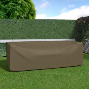 Vízálló bútortakaró szövet 90 g/m2 - COVERTOP (kanapé 3 fős) (drapp)