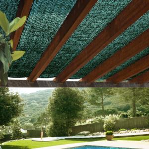70 % szőtt árnyékoló háló - SUN-NET R7 (zöld)