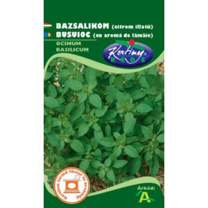Bazsalikom (citromillatú) – Vetőmag