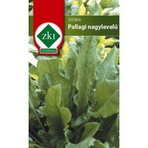 Sóska 'Pallagi Nagylevelű' – Vetőmag