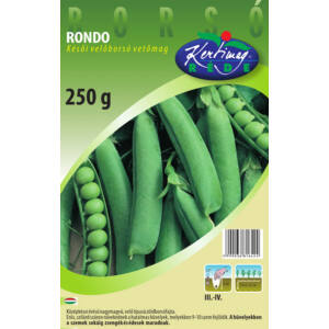Velőborsó 'Rondo' – Vetőmag (késői érésű)