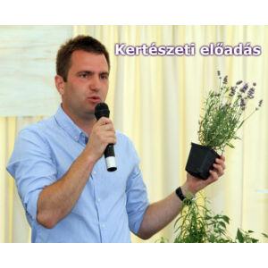 Kertészeti előadás