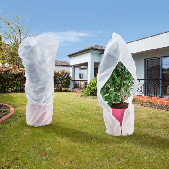 Cipzáros átteleltető növénytakaró 100 g/m2 PP - MAXI ZIP (fehér)